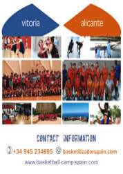 International Basketball Camps Spain 2017