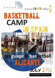 Basketball camp in Spain Alicante 2017 width=